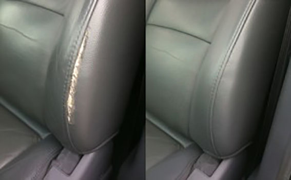 ремонт сидений авто